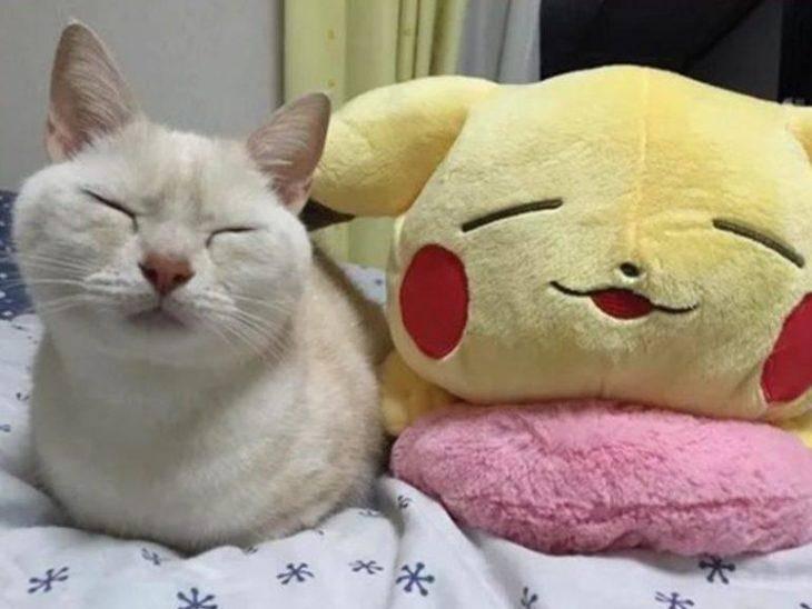 10. Pikachu cosplay