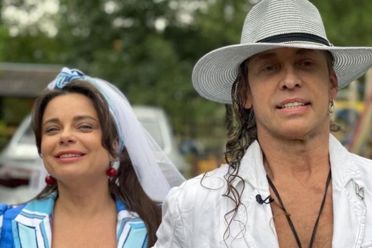 Наташа Королева с сыном