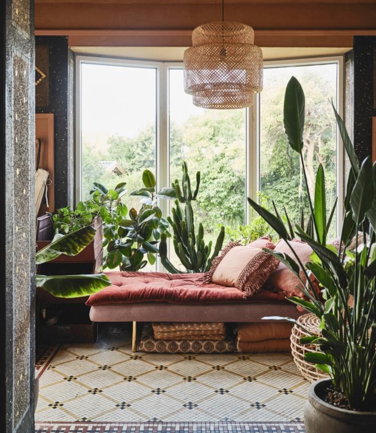 теплого и креативного копенгагенского дома