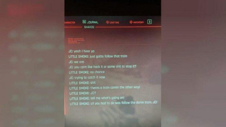 Cyberpunk 2077: найдена забавная пасхалка к gta