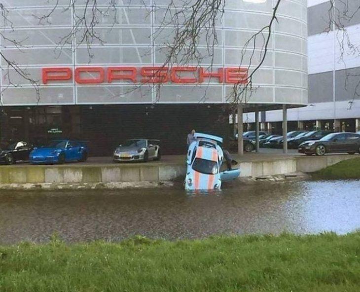 Сегодня Кого-То Из Porsche Увольняют
