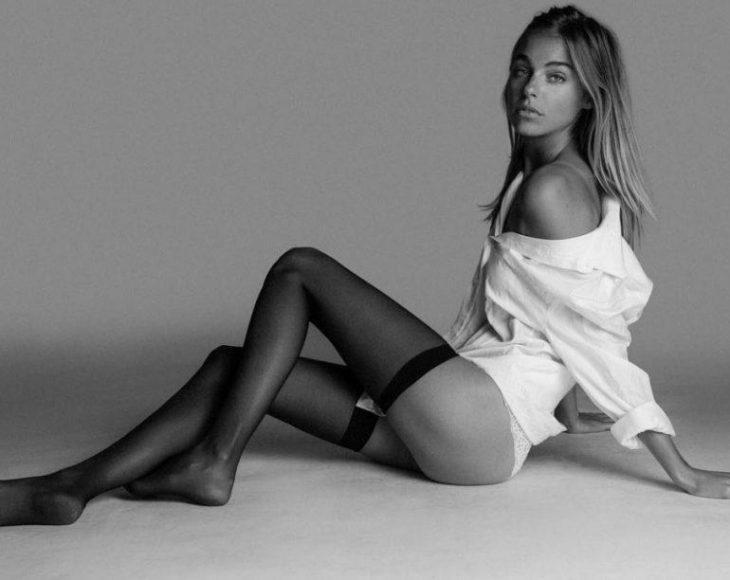 Сексуальная модель элизабет тёрнер горячие фотки (4)