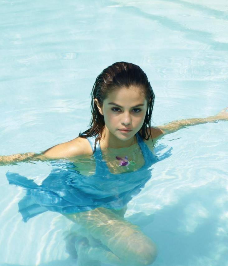 selena gomez goryachie foto 5 Знаменитости Selena Gomez 31