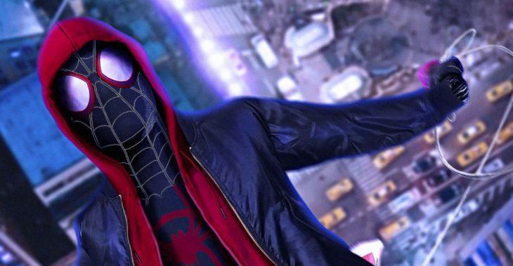 Spider man miles игра