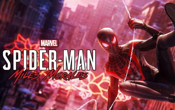 Spider man miles morales описание
