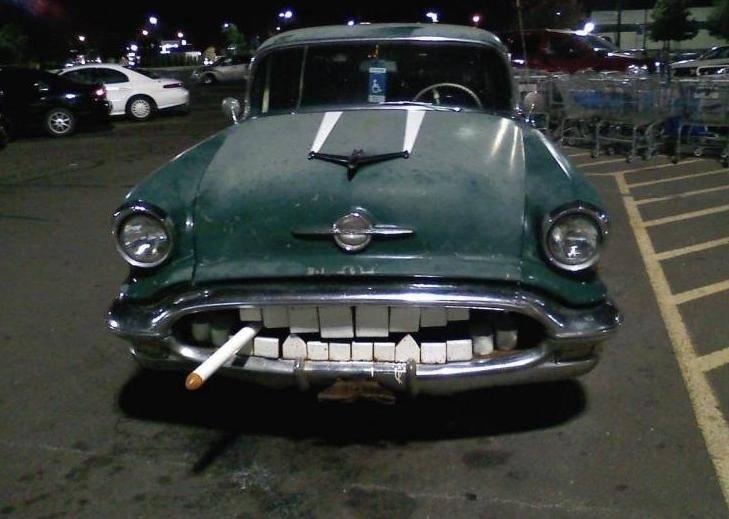 Сумасшедшие автомобили (3)