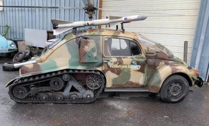Сумасшедшие автомобили (4)