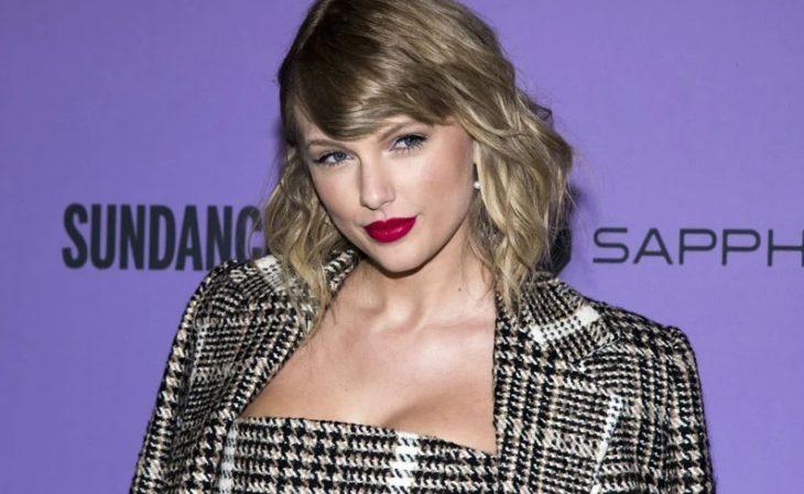Taylor Swift одна из самых красивых певиц