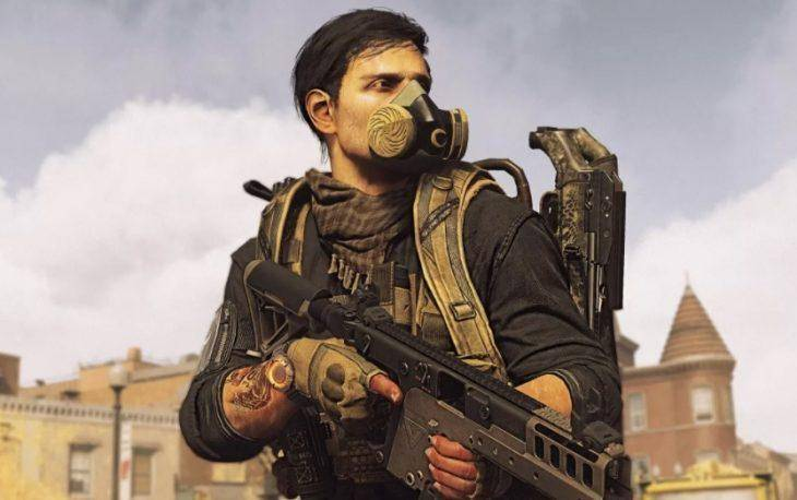 The division 2 фото