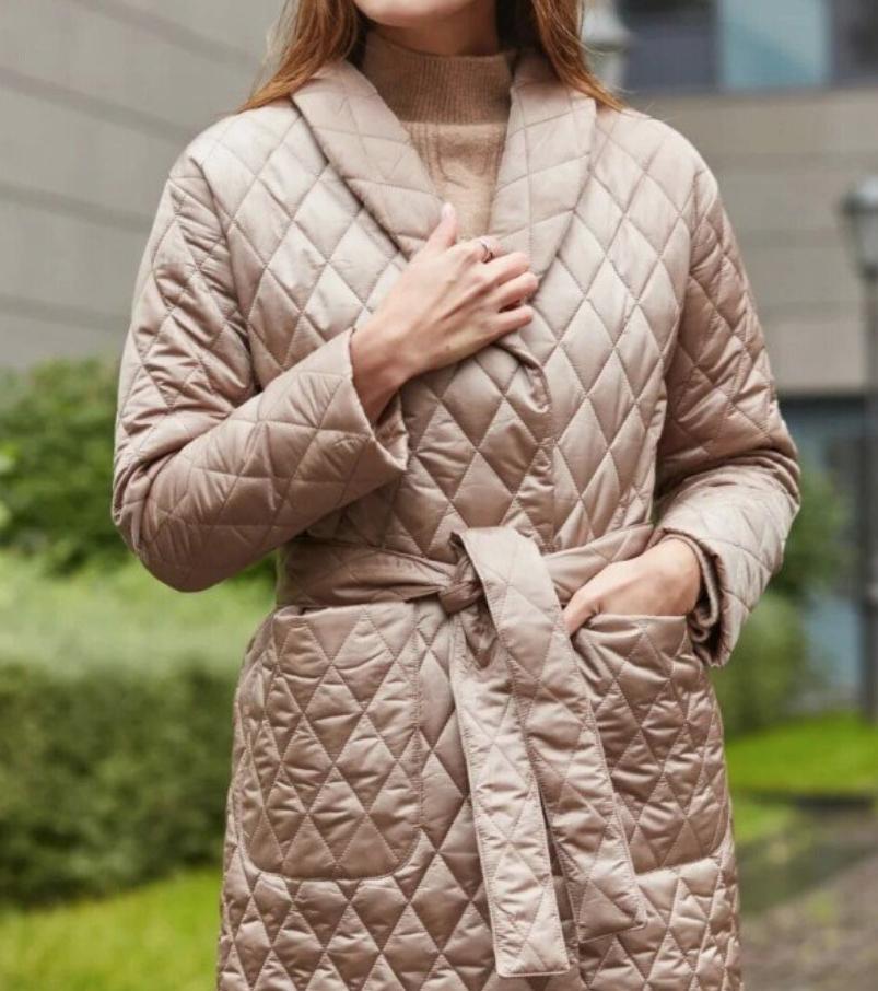 Тренды зимы 2021 дутое пальто