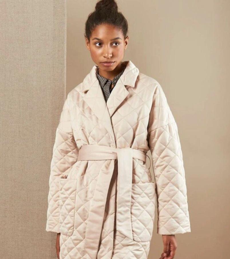 Тренды зимы 2021 пальто