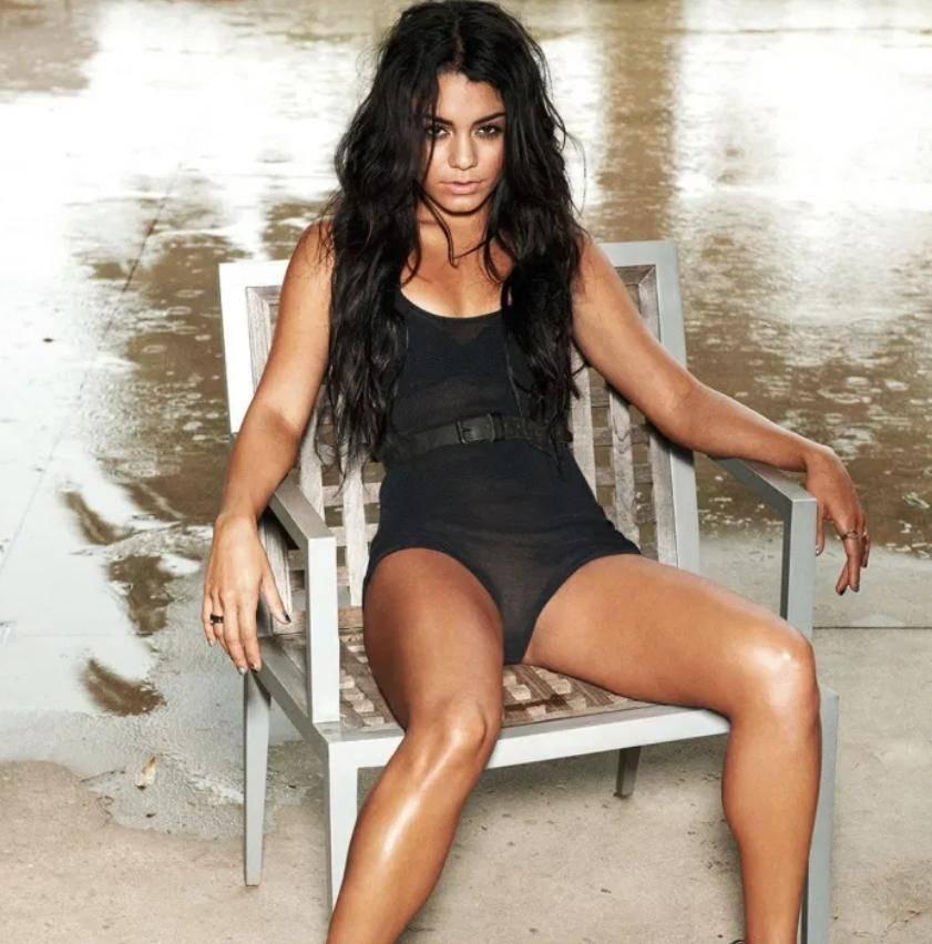 Vanessa hudgens – идеальное тело в горячей фотосессии для журнала details