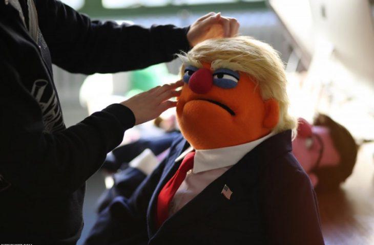 15 забавных кукольных персонажей от zack buchman и furry puppet studio
